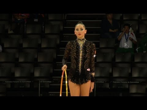 WC Montpellier 2011 - Daria KONDAKOVA (RUS), Qualifications Hoop