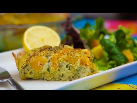 Best Ever Vegan Quiche Recipe (Spinach, Artichoke & Pumpkin) - Egg & Dairy Free!!!