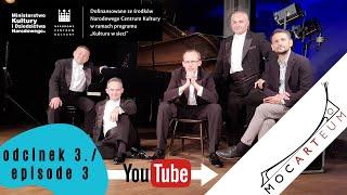 Grupa MoCarta - MoCarteum - przewodnik muzyczny po klasyce - Odcinek 3