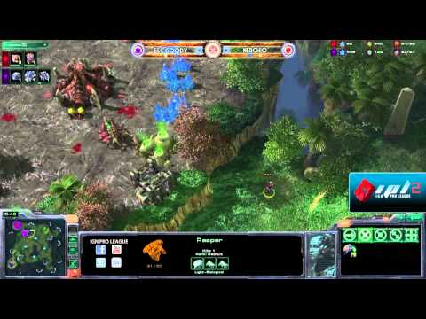 IPL S2 - Losers Round 4 - Nerchio vs GoOdy - Game 3 of 3