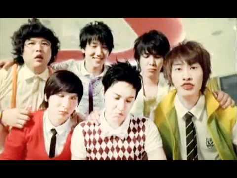 Khuôn mặt dễ thương của SNSD và Super Junior part 1
