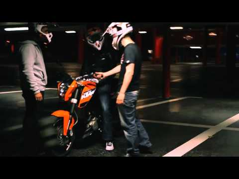 KTM 125 Duke - Gritty City