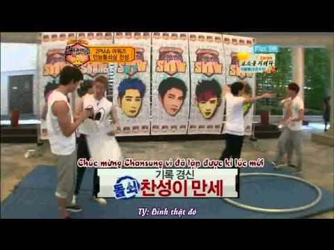 [Vietsub - 2ST] [110917] 2PM Show Ep 10 Part 2