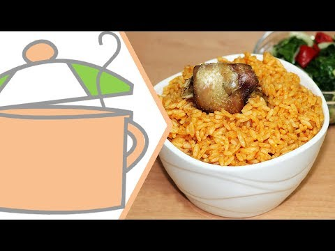 How to cook Nigerian Coconut Rice | All Nigerian Recipes