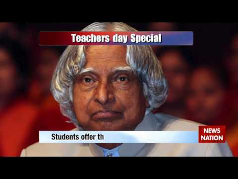 National Expert: Prabhat Shunglu's take on importance of Teacher's Day