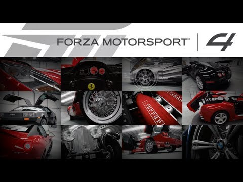 Forza 4 (1080p) All Jeremy Clarkson Parts (1 of 2) Autovista