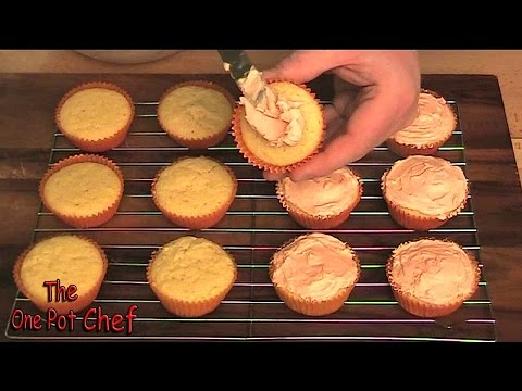 Basic Cupcakes | One Pot Chef