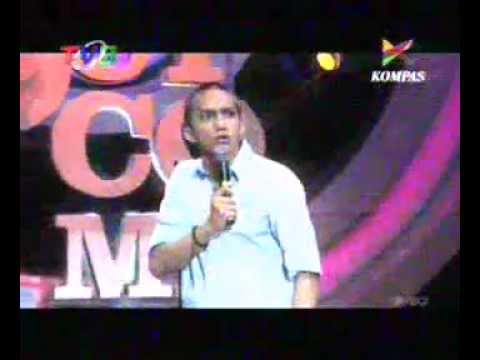 Stand up comedy s2 Ge Pamungkas 25 05 12