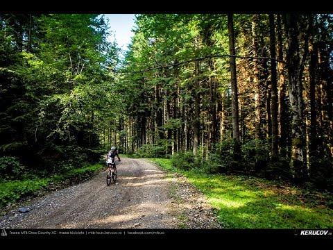 VIDEOCLIP Traseu MTB coborare Pasul Azuga - Valea Garcinului - Sacele [VIDEO]