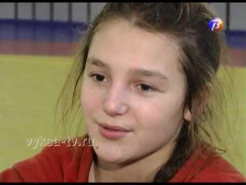 Таня Шуянова — чемпионка Европы по самбо