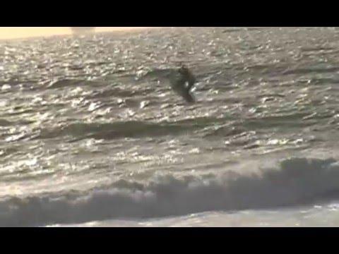 Ian Alldredge Kitesurfing Leo