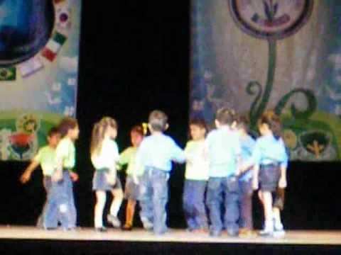Festival de Ingles Col.Maria Montessori,Monclova,Coah.