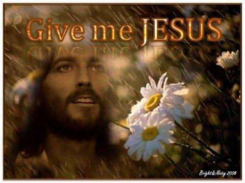Give Me Jesus - Jeremy Camp