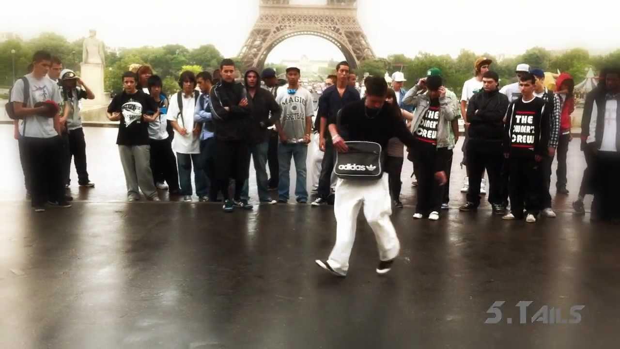 39 Way C-Walk FCWC | BIG WAY 2011 | PARIS