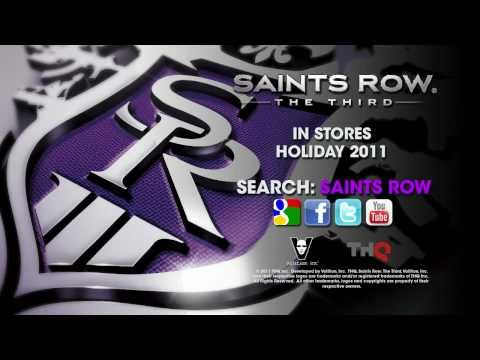 Saints Row: The Third Debut Trailer -en9Vd7Xl8oQ