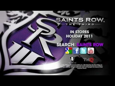 Saints Row: The Third Debut Trailer -en9Vd7Xl8oQ