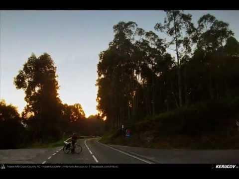 VIDEOCLIP Traseu MTB El Camino de Santiago del Norte - 5: San Esteban Leces - Colunga - Villaviciosa - Gijon