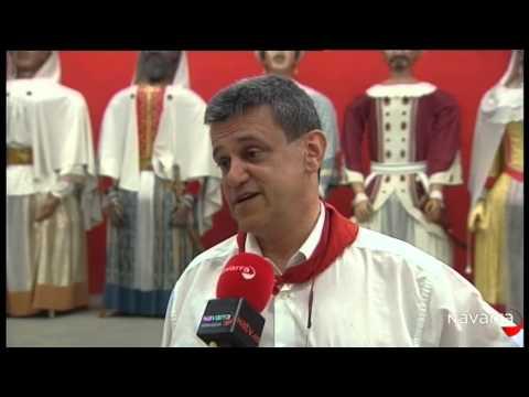 Noticias Navarra 20h30 12 julio 2014