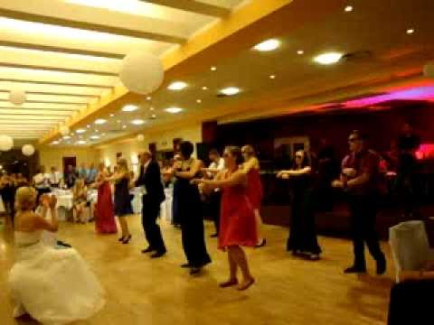 Flashmob Hochzeit Julia & Timo
