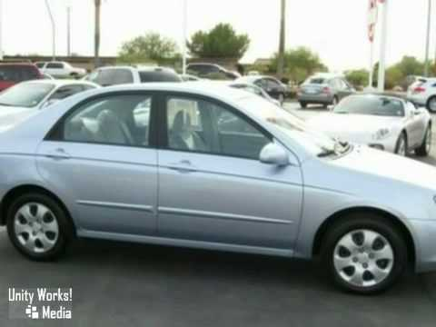 2008 Kia Spectra in Tucson, Catalina, AZ video - SOLD