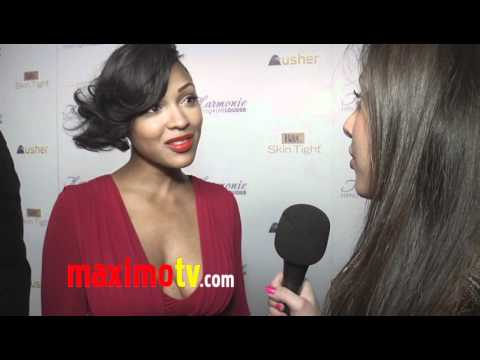 Meagan Good Interview at