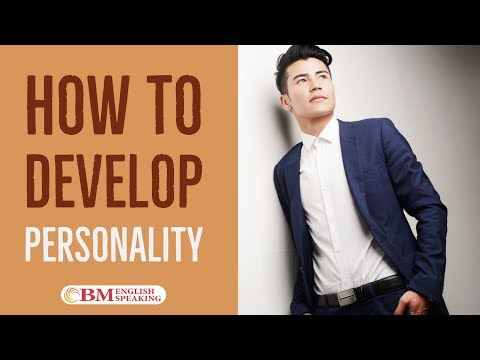 Personality Development Voice Quality Development - BM English Speaking