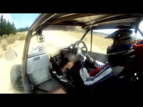 HoonTV - R1 POWERED OFFROAD BUGGY - HIGH SPEED TESTING