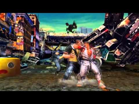 Street Fighter X Tekken TGS 2011 Vita Gameplay Trailer - Cole MacGrath