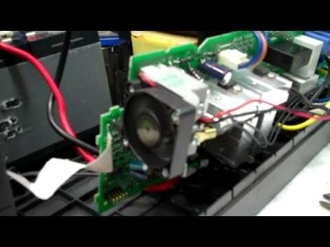 APC Back-UPS XS 900 Common Problem with Fan