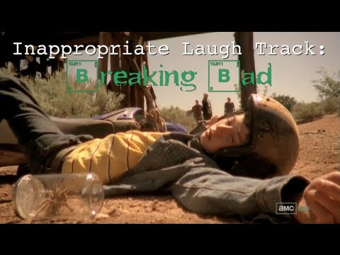 Breaking Bad with an Inappropriate Laugh Track (SPOILERS)