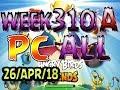 Angry Birds Friends Tournament All Levels Week 310-A PC Highscore POWER-UP walkthrough