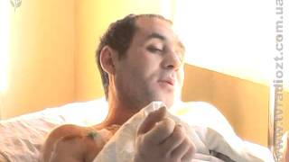 Пьяный парень получил обморожение рук и ног