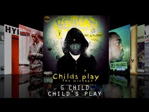 Link Up TV: THE PLAYLIST : G Child - Childs Play [@originalgchild @linkuptv]