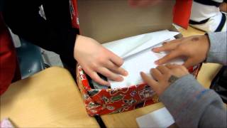 Project for Awsome (P4A) 2012 - Operation Christmas Child