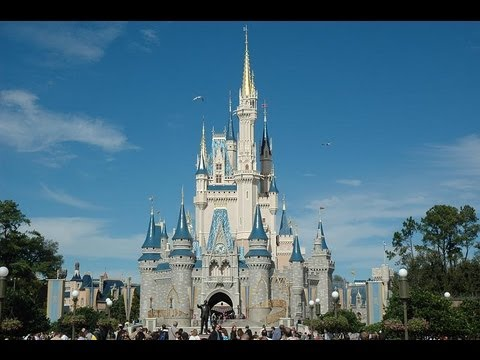 Walt Disney World Magic Kingdom 2012 Tour and Overview HD