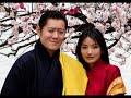 Фрагмент с начала видео Король Джигме и его  любовь.