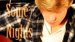 """Some Nights"" FUN cover - Jaxn Odell (JAXN) with lyrics"