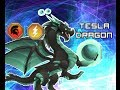Dragon City - Tesla Dragon | Dragón Tesla
