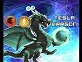 Dragon City - Tesla Dragon | Dragón Tesla