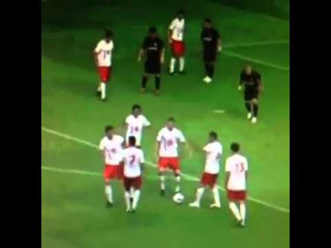 Best free kick EVER in Football