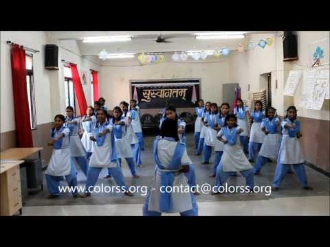 Self-defense workshop for Girl Students | Colorss Foundation