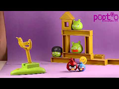 Angry Birds Board Game With Real Sound Effects