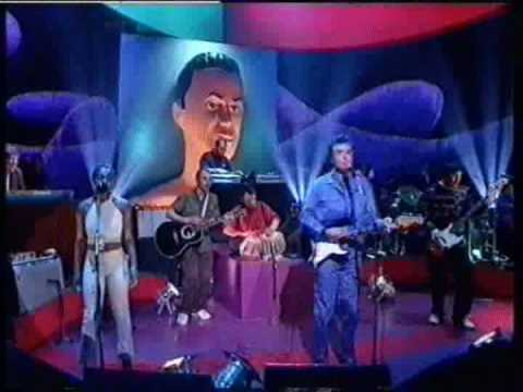 David Byrne & Morcheeba - Dance On Vaseline (Live)