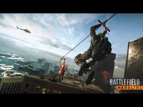 """فيديو: لعبة تشويقية جدا رائــــعة""""Battlefield: Hardline"""" الجديدة"""