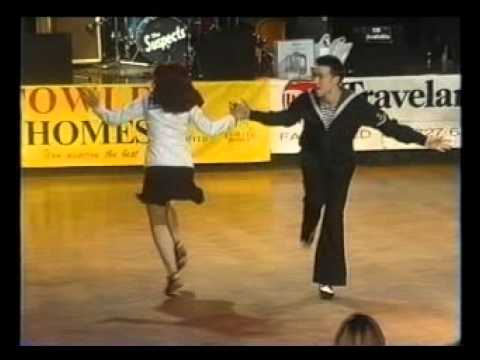 Best Of The Best Swing Dance Competition in 2001 (Sydney, Australia)