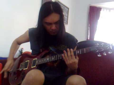 Die to Live (Steve Vai Guitar Cover)