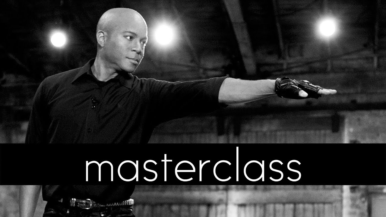 MASTERCLASS: (MIRRORED) Travis Payne Instructional PT 2 [DS2DIO]
