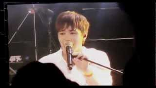120526 PLAY!FTISLAND IN TAIWAN - 고백합니다 告白