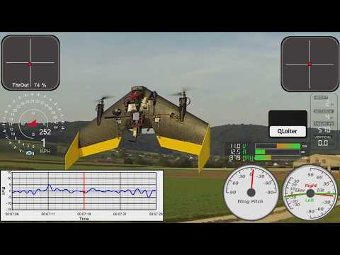 VTOL, vectored Tailsitter, Test 18. Why needed 25 % forward Pitch? - UCeY_PBnw4JTeXcyFIekcLtw