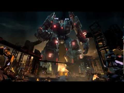 Transformers: Fall of Cybertron -- Cinematic Trailer #2